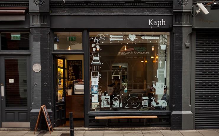 Kaph, Drury Street