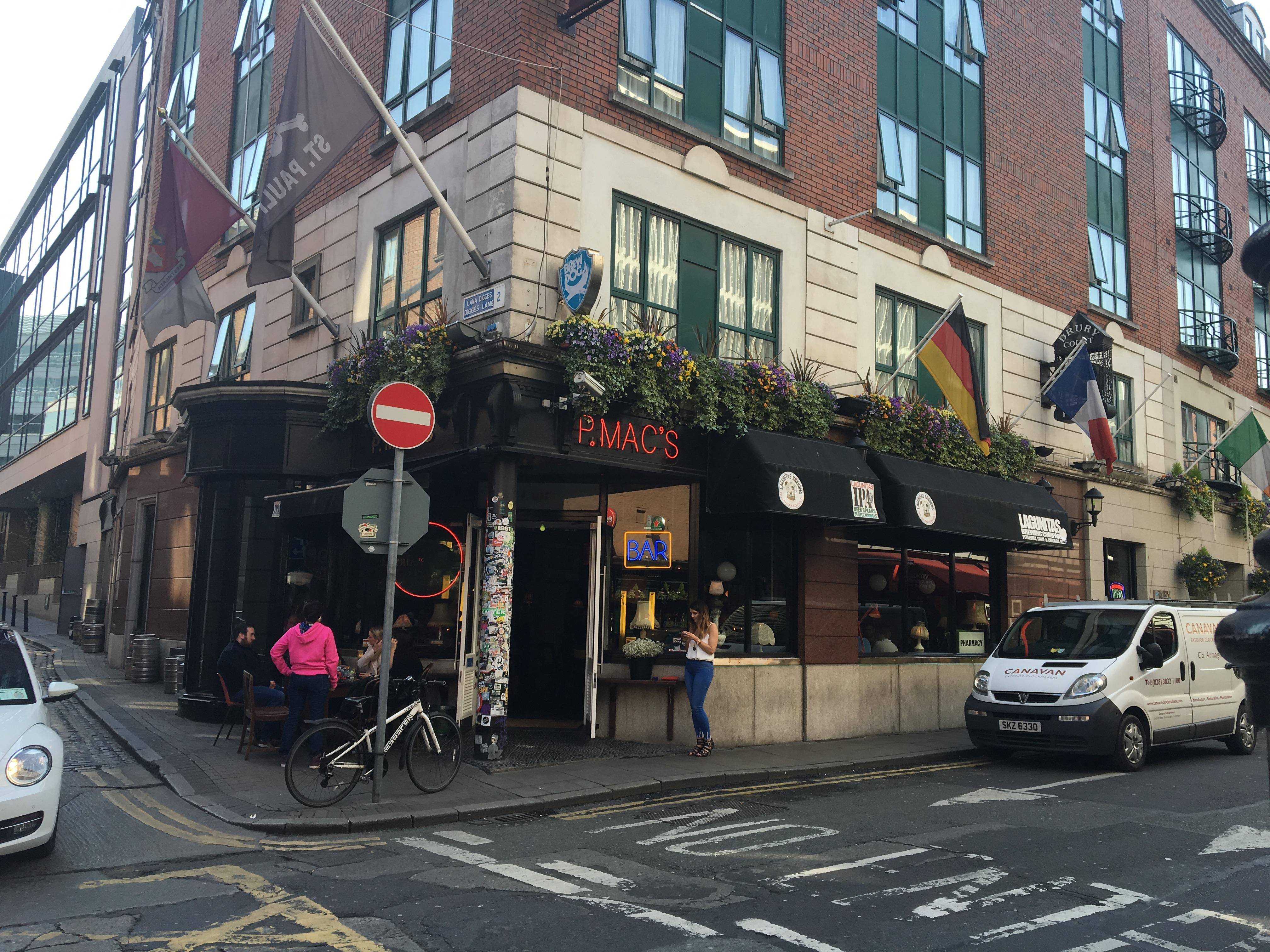 craft beer pub in Dublin