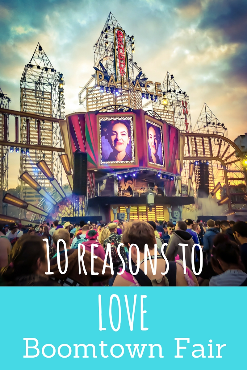 10 reasons to LOVE Boomtown