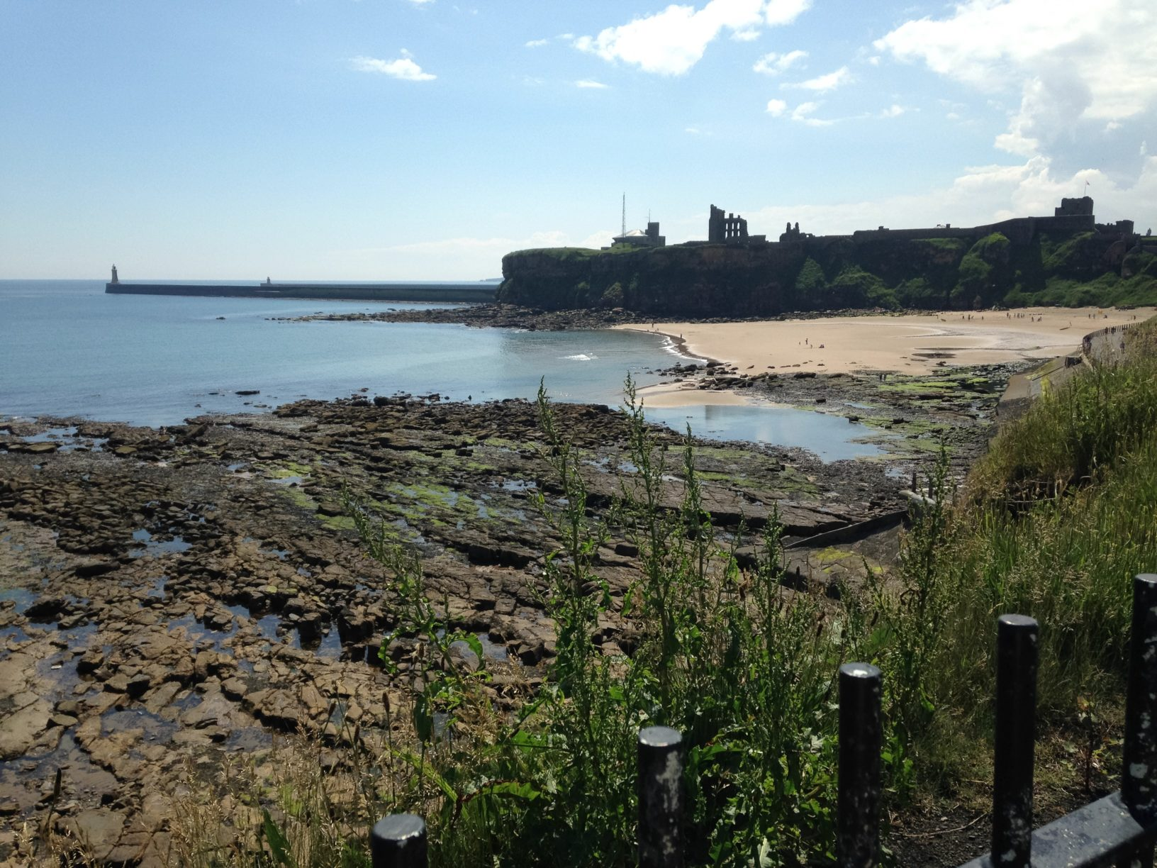 Tynemouth beaches and beyond