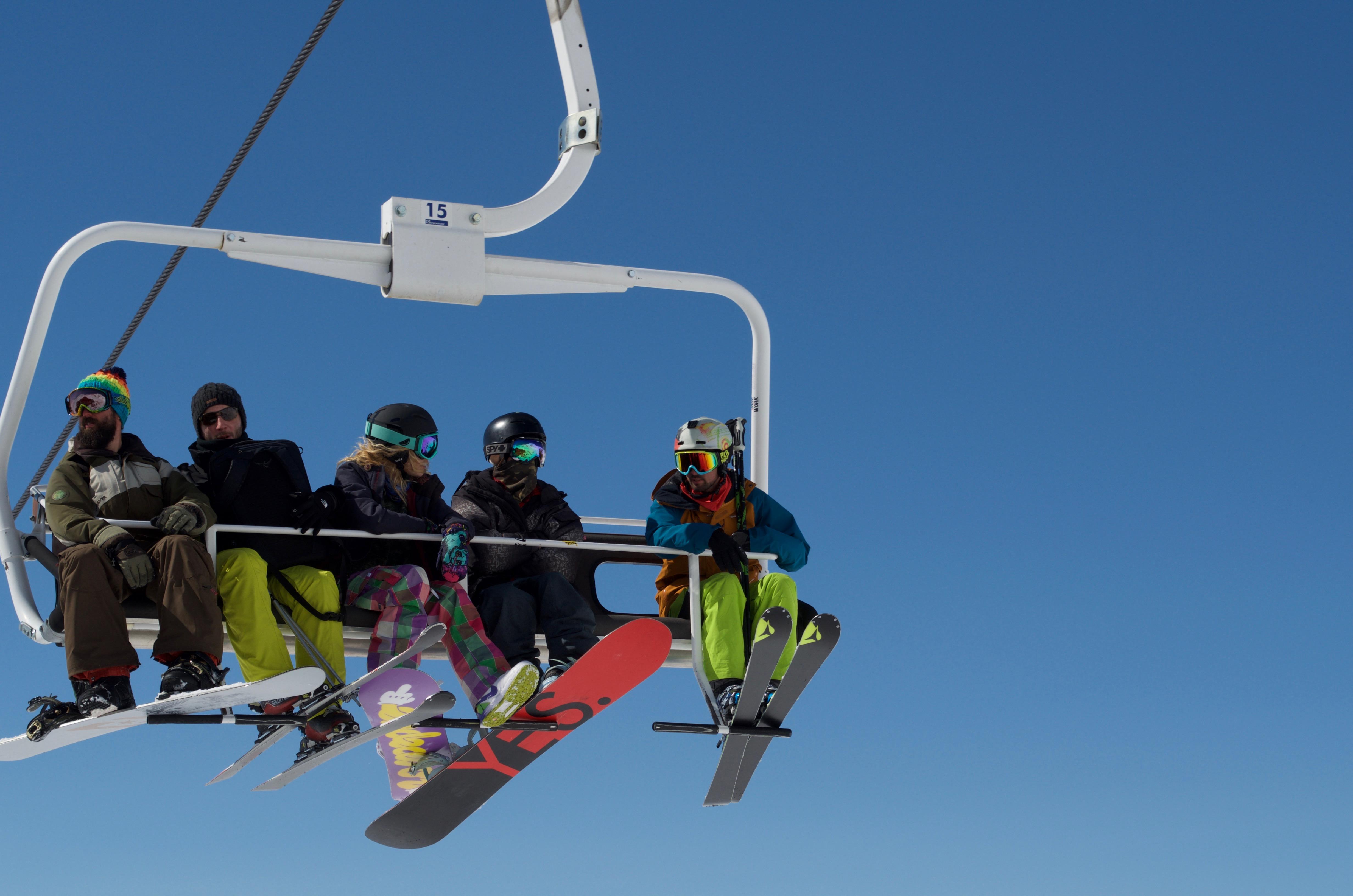 skiing in Andorra