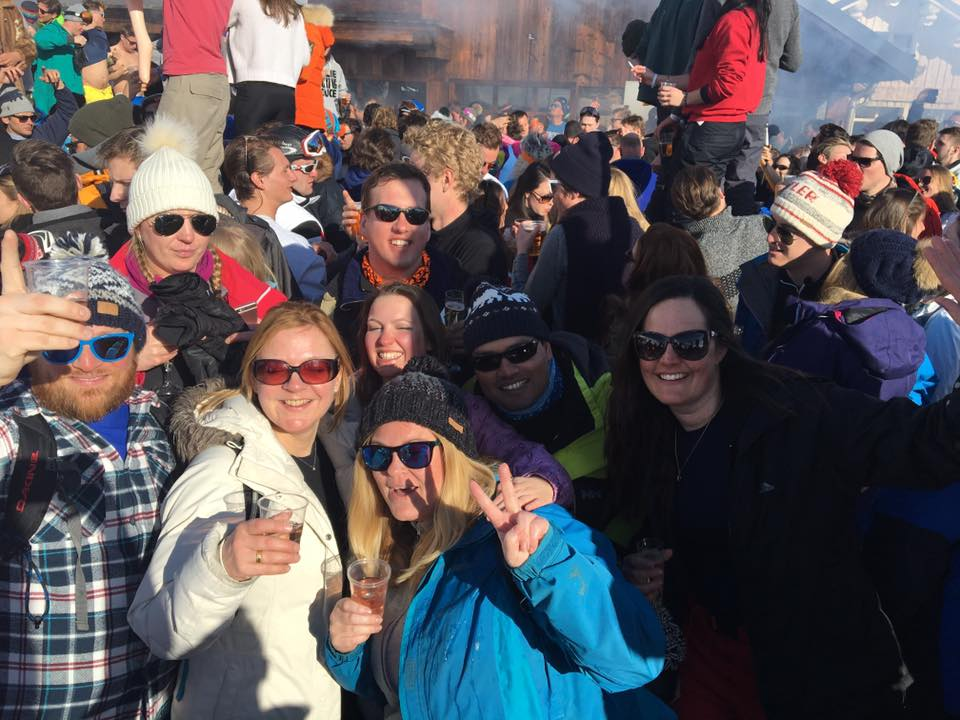 The best ski resorts for Aprés in Europe