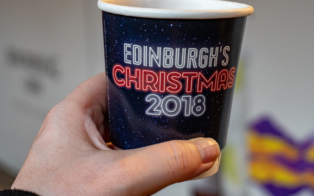 5 festive things to do in Edinburgh at Christmas