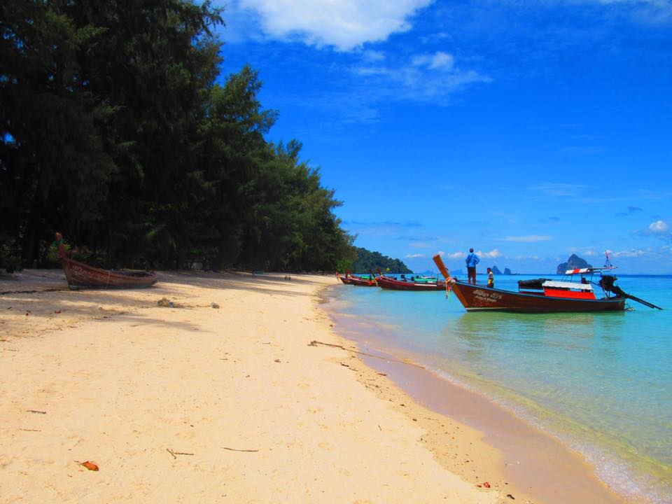 fall in love with Koh Lanta