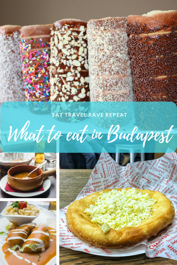 What to eat in Budapest