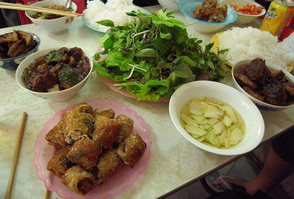 10 Vietnamese foods you HAVE to try