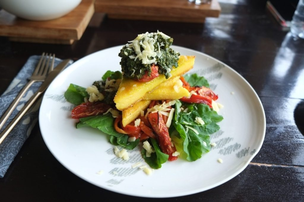 healthy food bali