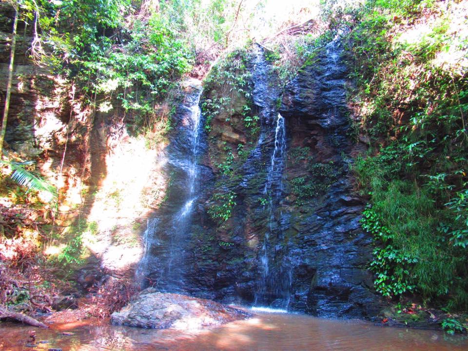 Koh Lanta waterfall