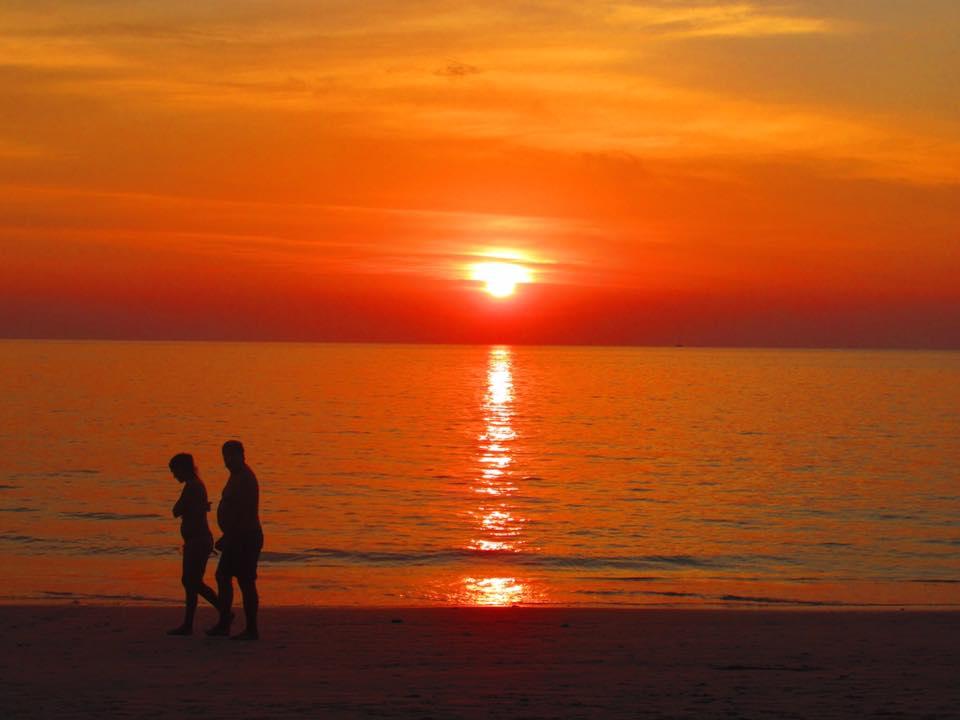 Koh Lanta sunset