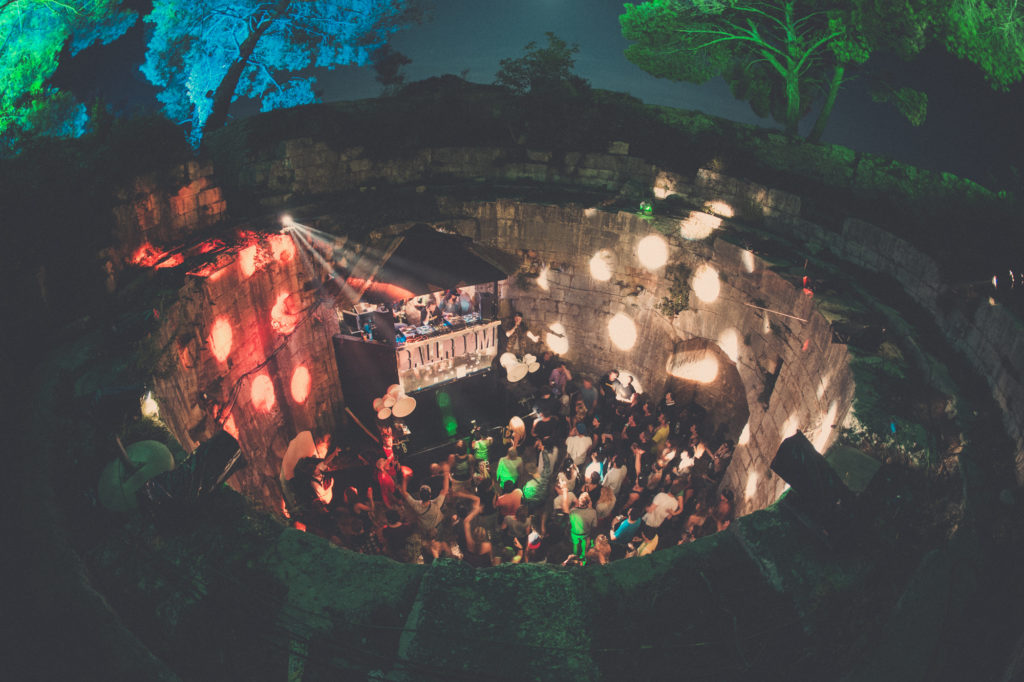 outlook festival fortress