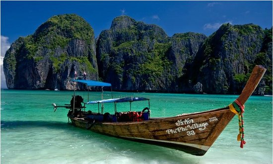 Koh Phi Phi: The most over rated island in Thailand??