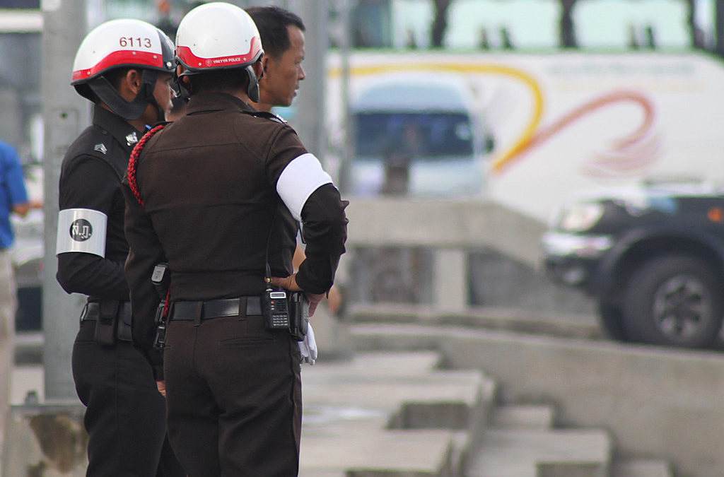 My shocking experience of police corruption in Asia