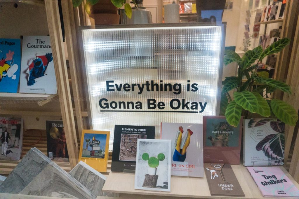 Everything is gonna be okay